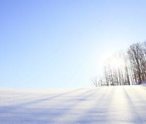 冬.紫外線